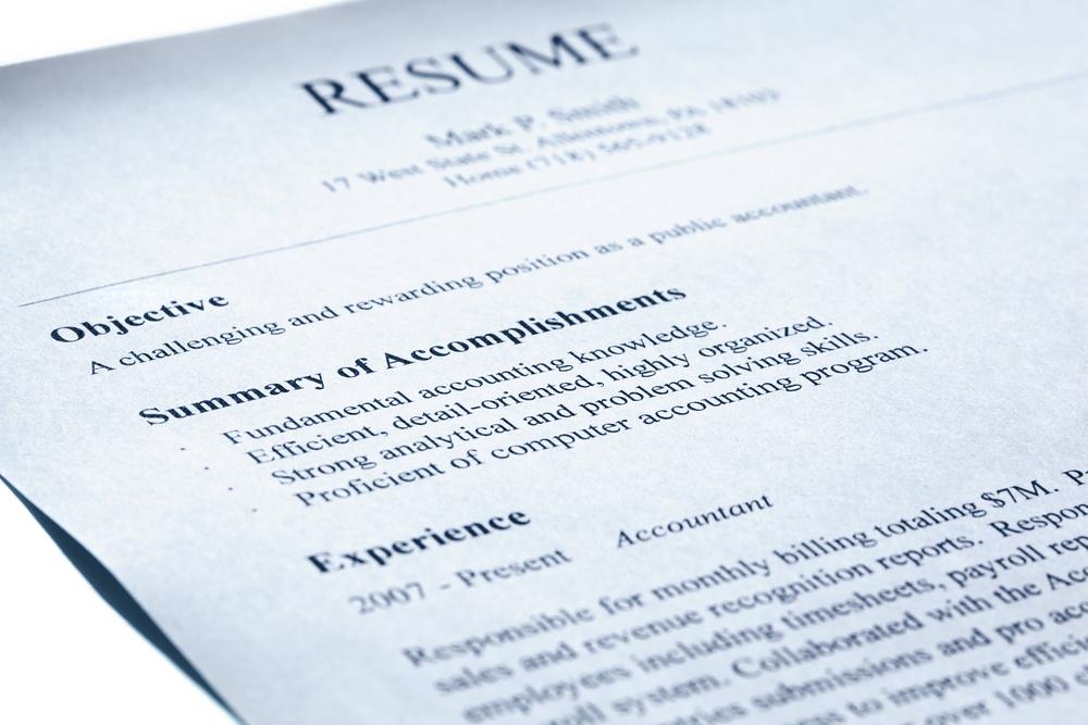 Write a Winning Resume - AMJ StaffingAMJ Staffing